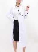女医(洋服は個別になります)※聴診器付き