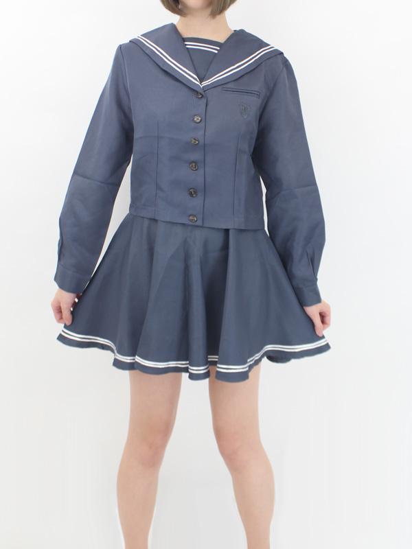秩父農工科高校旧冬制服(レプリカ)