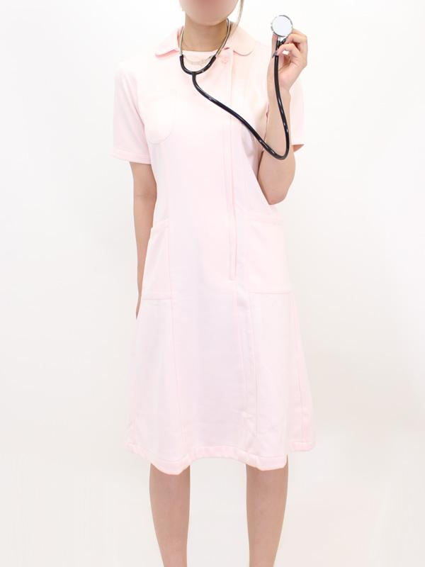 ナースA(ピンク)※聴診器付き